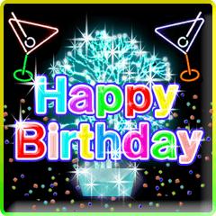 動く!お誕生日♥お祝い♥年間イベント