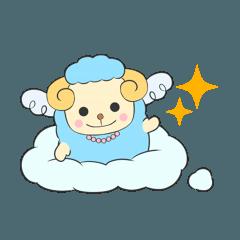 [LINEスタンプ] 夢を叶える!ユメちゃんスタンプ