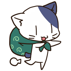 尾曲がり猫たちの長崎弁