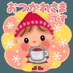 little chiple & うさ太郎☆冬