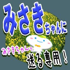 ★みさきちゃんに送る★専用(写真背景付き)