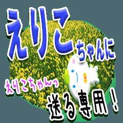 ★えりこちゃんに送る★専用(写真背景付き)