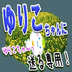 ★ゆりこちゃんに送る★専用(写真背景付き)