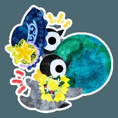 キョトンな赤ちゃんペンギン 4