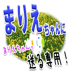 ★まりえちゃんに送る★専用(写真背景付き)