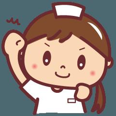 看護師専用スタンプ第二弾
