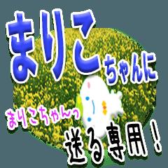 ★まりこちゃんに送る★専用(写真背景付き)
