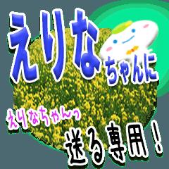 ★えりなちゃんに送る★専用(写真背景付き)