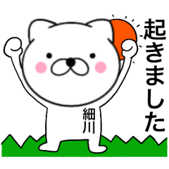 【細川】が使う主婦が作ったデカ文字ネコ