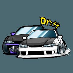 ドリ車スタンプ Vol.1