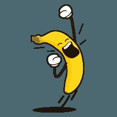 Banana Joe Sticker Pack