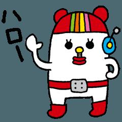 RKC高知放送「R・ケイシー」スタンプ!