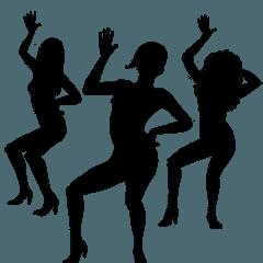 踊る!ダンシングピーポー