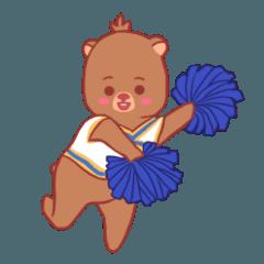ポング クマ