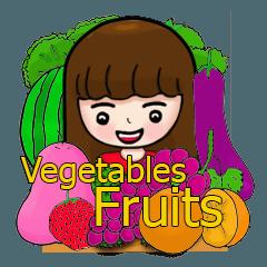 Vegetables&Fruits