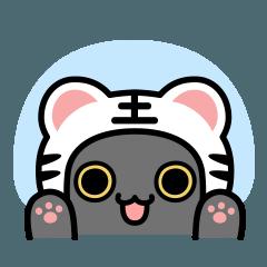 """ウノ キャット """"Animals 07"""""""