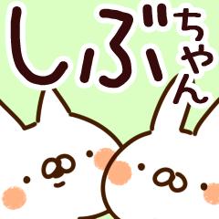 【しぶちゃん】専用