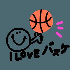 バスケ大好き