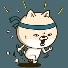 [LINEスタンプ] シバイヌーン二世 Part5