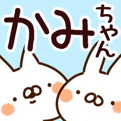 【かみちゃん】専用