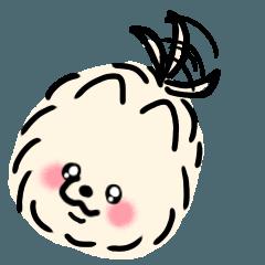 [LINEスタンプ] ぬくちゃん3