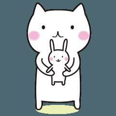 T'sのカワイイ。ネコ&ウサギ3