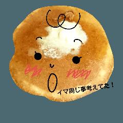 パンケーキセット