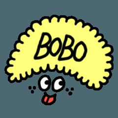 今日も元気 BOBOちゃん