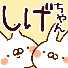 【しげちゃん】専用