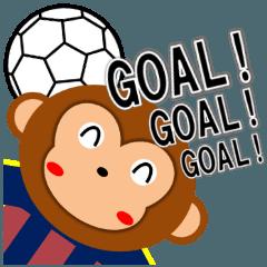 少年サッカークラブ(猿)B
