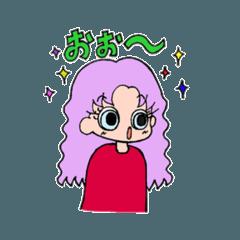 あいづち(女の子編)