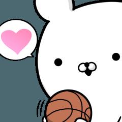 バスケ好きの為の☆ずっと使える☆スタンプ