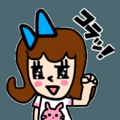 りぼんちゃんの日常