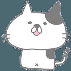 [LINEスタンプ] animal costume TOFU