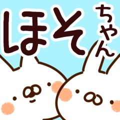【ほそちゃん】専用