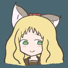 猫の介護士