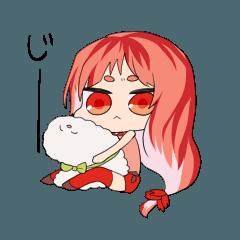 お寿司娘-えび放題-