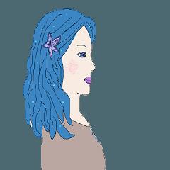 美しい女性シリーズ3